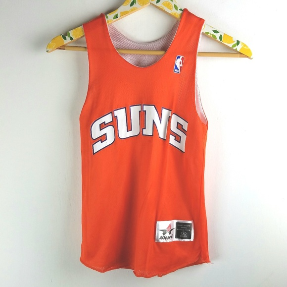 new products 51d11 2b521 Phoenix Suns Reversible Youth Jersey Sz S